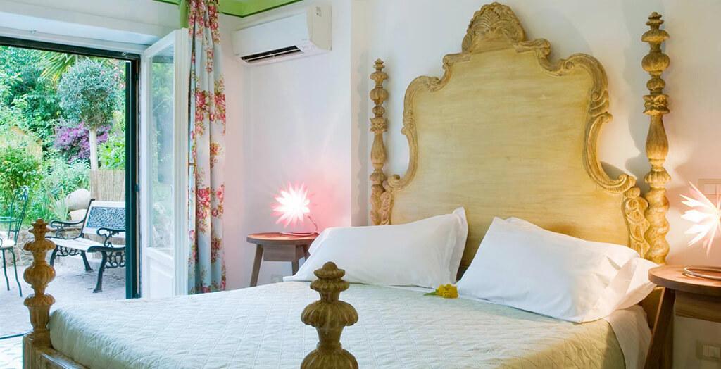 suite villa giulia roma