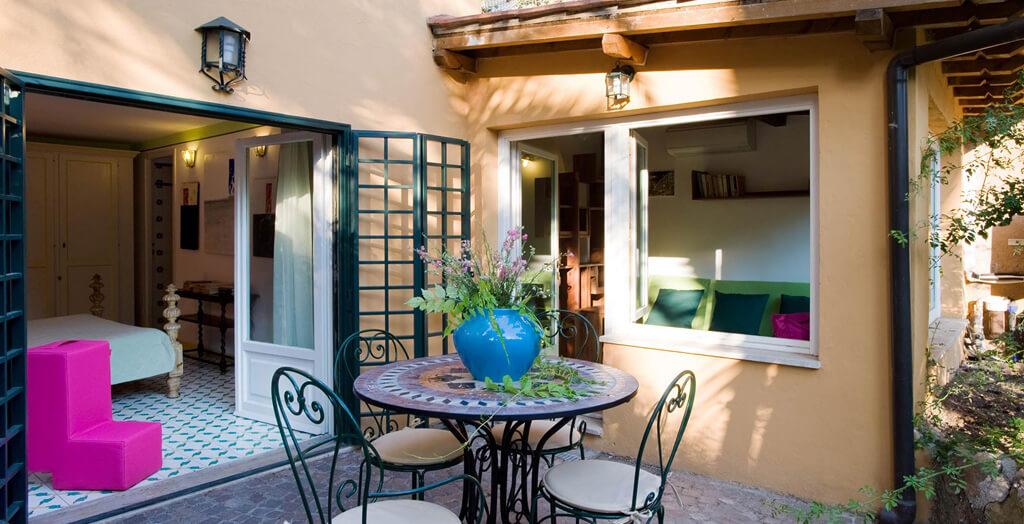 appartamento villa giulia roma
