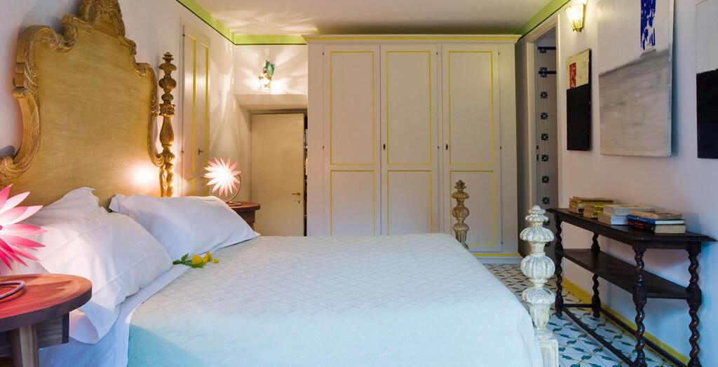 suite verde villa giulia roma